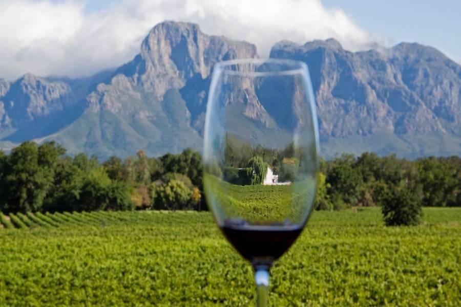 5* Wine Farm Hopping