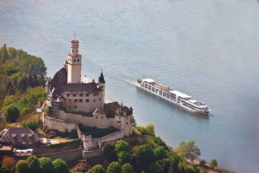 8 Days Castles along The Rhine - Uniworld Cruises