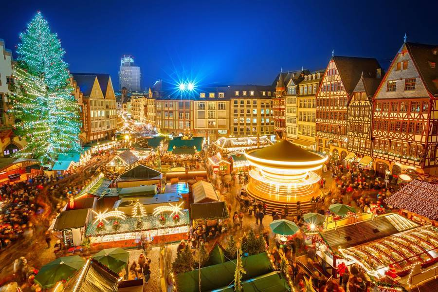 8 Days Classic Christmas Markets - Uniworld Cruises