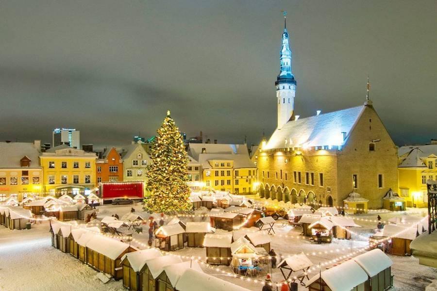 8 Days European Holiday Markets - Uniworld Cruises