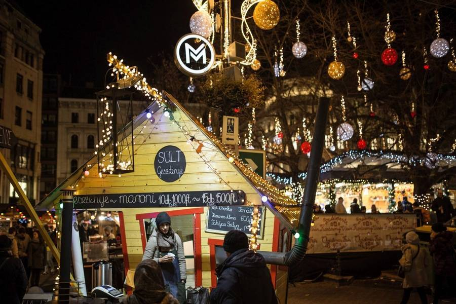 8 Days Danube Holiday Markets - Uniworld Cruises