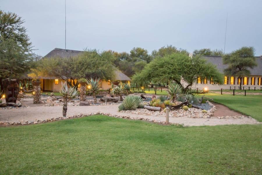Mongena Private Game Lodge - Gauteng