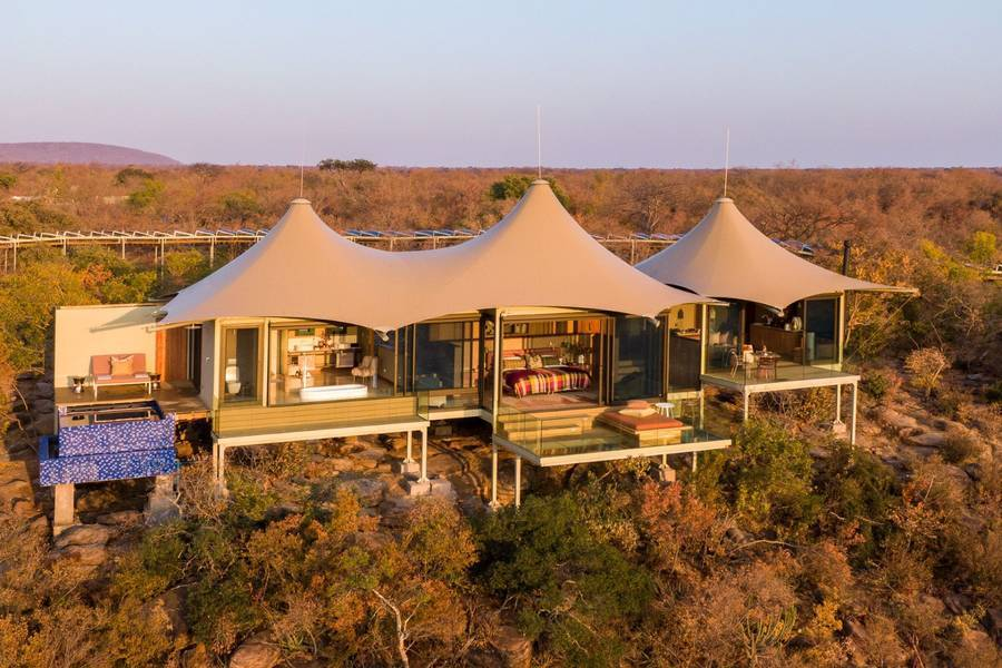 Lepogo Lodge - Noka Camp