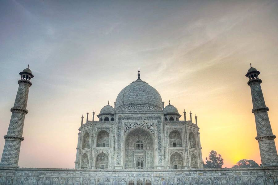 Golden Triangle India with Free stopover in Mauritius